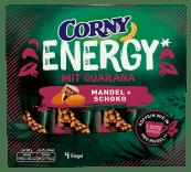 Corny Müsliriegel Energy mit Guarana Mandel-Schokolade