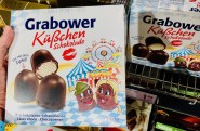 Grabower Küßchen 9 Schokoladen-Schaumküsse Oktoberfest-Motiv