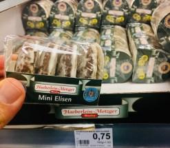 Haeberlein-Metzger Mini Elisen Lebkuchen