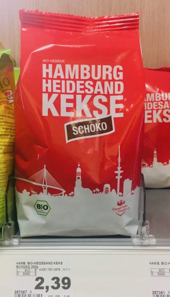 Hamburg Heidesand Kekse Schoko