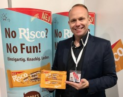Hosta Risco Puffreis mit Karamel - Key Account Torsten Müller ProFachhandel 2019 ©Oliver Numrich