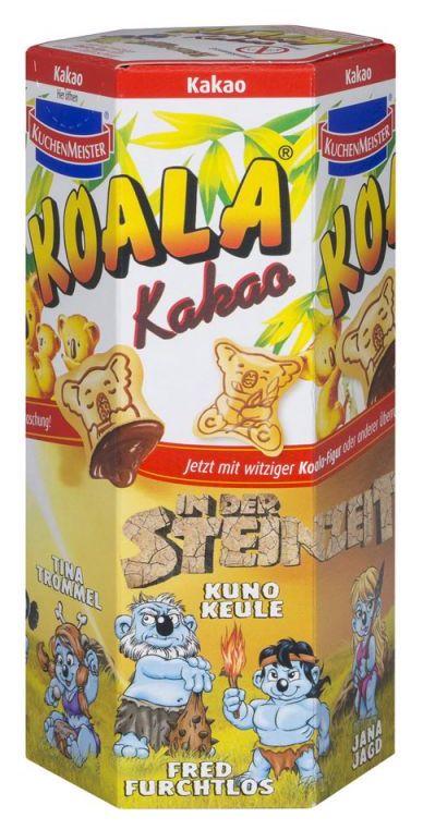 Kuchenmeister Koala Kakao Steinzeit-75 gramm