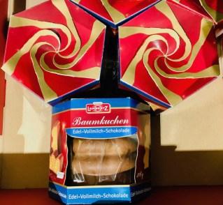 Lorenz Baumkuchen Edel-Vollmilch-Schokolade Rosettenverschluss
