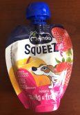 Melinda Squeeze mela+erdbeere Hundemotiv