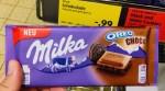 Milka Oreo Choco Tafelschokolade
