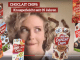 Nestlé Choclait Chips 35 Jahre Collage