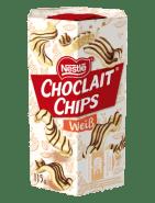 Nestlé Choclait Chips Weiß