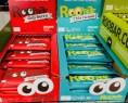Roo'Bar Goji Berry und Chia Coconut Riegel