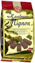 Salzburg Schokolade Haselnuss-Mignon Beutel