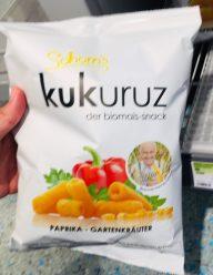 Schorris kukuruz biomaissnack Paprika-Gartenkräuter