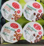 Spar Zurück zum Ursprung Bergbauern Joghurt Kaffee und Nuss-Nougat