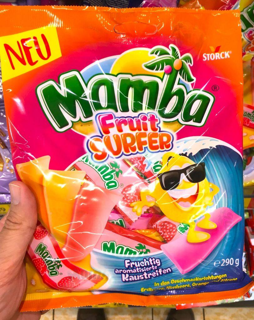 Storck Mamba Fruit Surfer Kaustreifen 290 Gramm