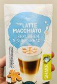 Tassimo Typ Latte Macchiato Gingerbread Shake Kapseln