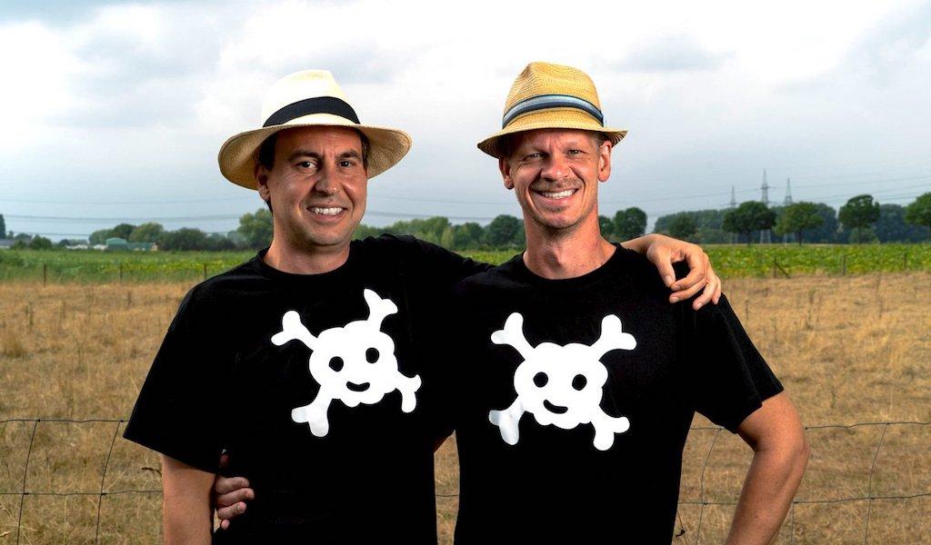 True Popcorn Gründer Sascha und Uwe