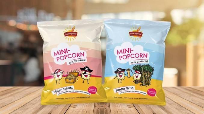 True Popcorn Mini Popcorn Beutel