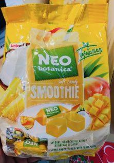 UNICONF Neo Botanic Smoothie Soft Candy Gelb ProFachhandel 2019