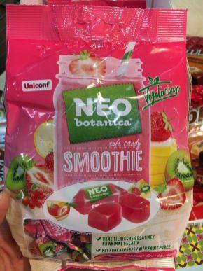 Uniconf Neo botanica Smoothie soft Candy ProFachhandel 2019 Rote Früchte vegetarisch