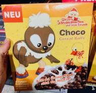 Unser Sandmännchen Choco Cereal Balls