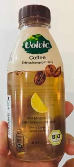 Volvic Coffee Mocca mit Zitronengeschmack ProFachhandel Nürnberg 2019