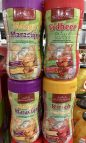 Aldi Westminster Löslicher Tee Mango-Maracuja+Erdbeer-Kiewe+Kirsch-Banane
