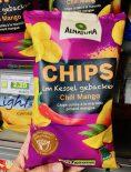 Alnatura Bio-Kesselchips Chili-Mango