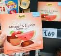 Argenta Fruchtige Melonen+Erdbeer-Schnitten-Edelvollmilch und Weiße Schokolade