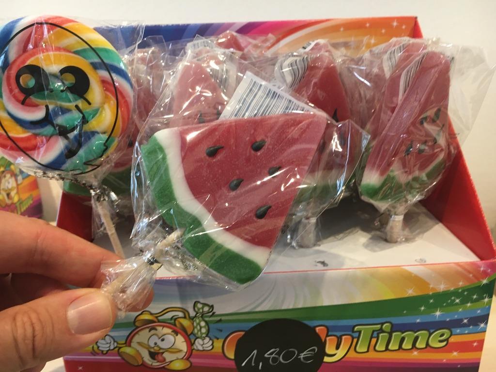 Candy Time Wassermelone am Stil