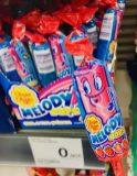 ChupaChups Melody Pops Erdbeere Lutscher mit Pfeife