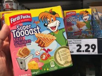 Ferdi Fuchs Super Toooast Käse-Schinken