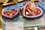 Heilemann Confiserie Herzdosen Oktoberfest Nougatkugeln