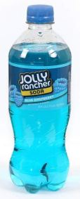 Jolly rancher Soda Böue Raspberry