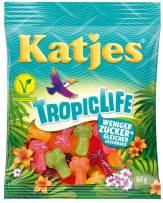 Katjes Tropiclife Weniger Zucker 160g