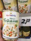 Kochkönig Hühner-Frikassee mit feinem Gemüse