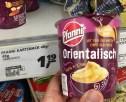 Pfanni Kartoffelsnack Orientalisch