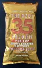 The Best 35 Calorie per Cup Movie Theater Buttery Popcorn Ever! Coconut Oil