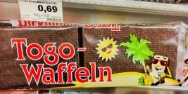 Grabower Togo-Waffeln Schaumwaffeln