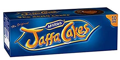 United Biscuits McVities Jaffa Cake Original