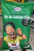 Vicente Vidal Crisp the World Rio de Janeiro Style Latino-Gesicht
