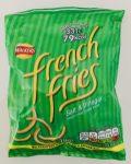 Walkers french fries Salt+Vinegar