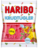 Haribo Krudtugler Skandinavien