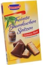 Jamaica Rum Kuchenmeister Baumkuchen-Spitzen