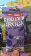 noberasco Fruit+Crock Heidelbeeren getrocknet