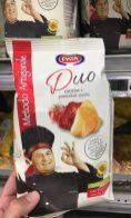 pata Snack Duo ptatine und Pomodori Secchi Chips Italien 2019