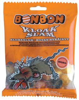 """Noch ein ekliger Bonbon von Tom's mit der Geschmacksrichtung """"Kloake"""""""