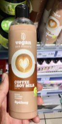 Shampoo vegan Coffee+Soy Milk Spülung