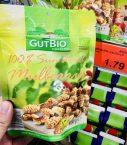 Aldi GutBio Sonnengetrocknete Maulbeeren 100 Gramm