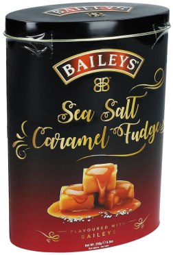 Bailey's Sea Salt Caramel Fudge (Karamell)