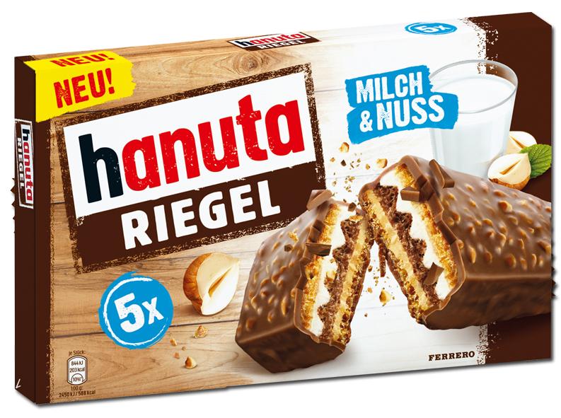 Ferrero-Hanuta-Riegel 5er-Packung_1