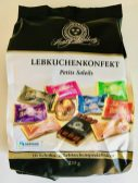 Henry Lambertz Lebkuchenkonfekt Petits Soleils 10 Schoko- und Lebkuchenspezialitäten 235 Gramm