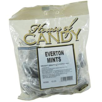 House of Candy Everton Mints, 200 Gramm